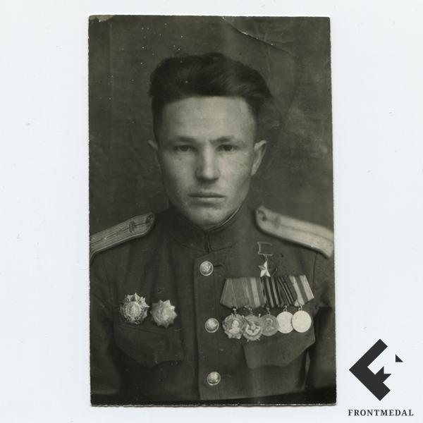 Фото капитан Масычев Иван Анисимович картинка