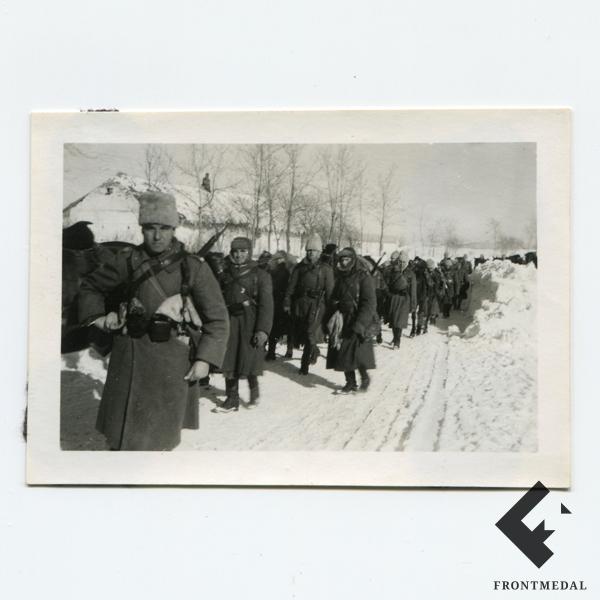 Румынские солдаты на Восточном фронте картинка