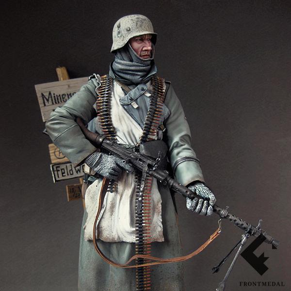 "Пулеметчик дивизии СС ""Дас Рейх"" (Подмосковье, 1941)"