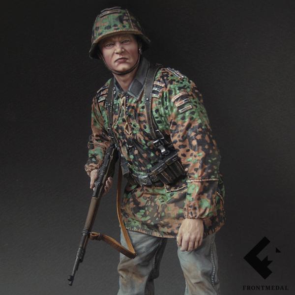 Пехотинец Войск СС (Курская дуга, 1943)