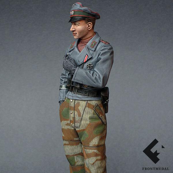 "Командир экипажа самоходного орудия дивизии ""Großdeutschland"""