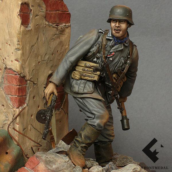 Унтер-офицер пехоты Вермахта (Сталинград, 1942)