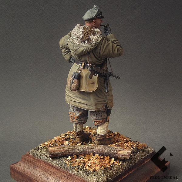 Командир Войск СС (Венгрия, осень 1944)
