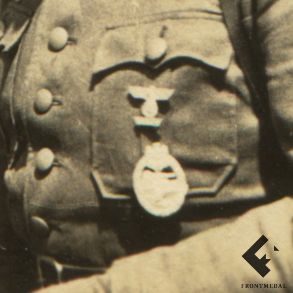 Офицеры бронетанковых частей Вермахта