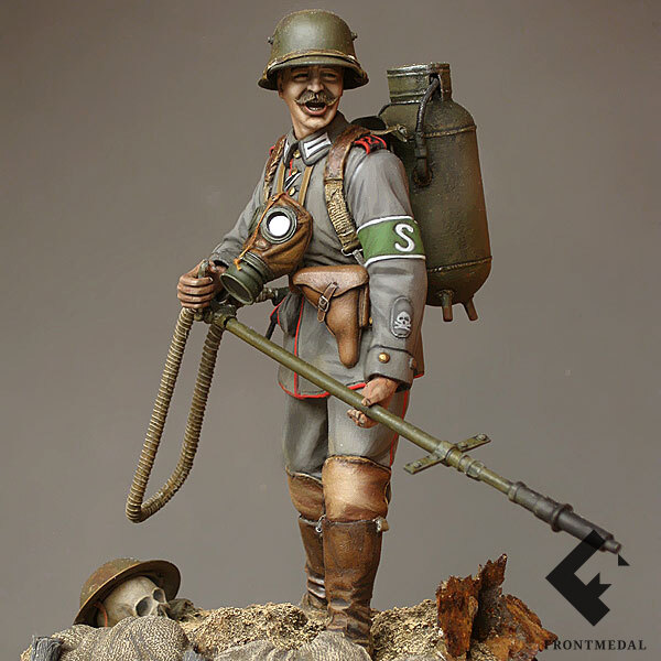Огнеметчик (Битва при Сомме, 1916)