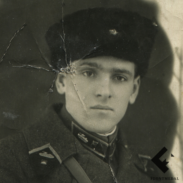 Портрет командира взвода АБТВ РККА картинка