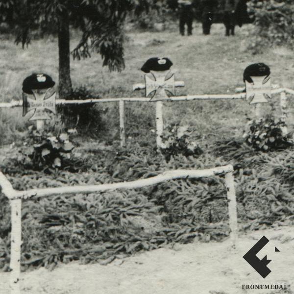 Фотография немецкие танкисты в России картинка