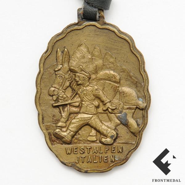 Памятная медаль легкой транспортной колонны 100 ГСП 5-й ГСД