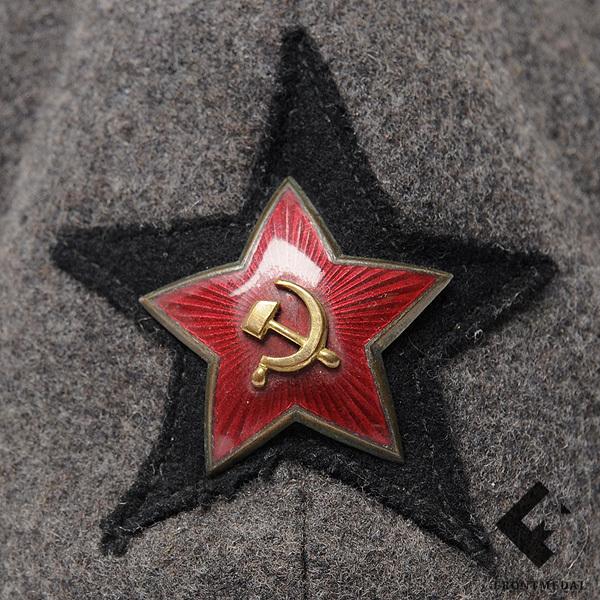 Будённовка бронетанковых войск РККА