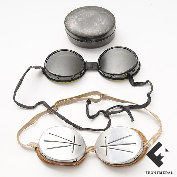Специальные очки для горно-стрелоковых частей Вермахта