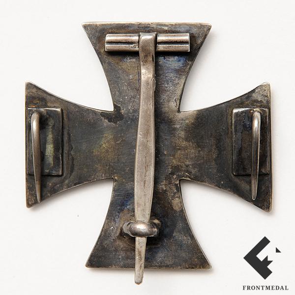 """Железный крест 1 кл. """"1914"""" с тройным крепежом"""