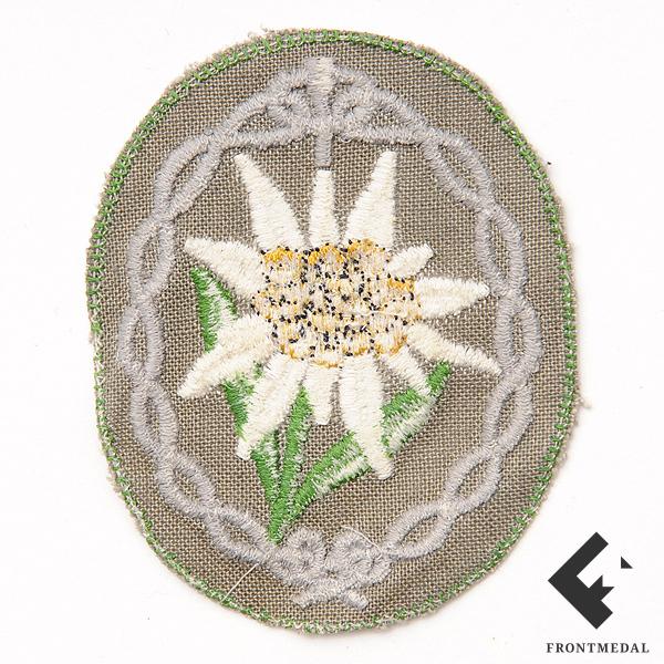 Эмблема на специальную куртку горно-стрелковых частей