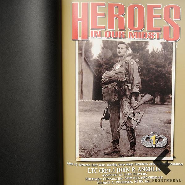 """Книга """" HEROES IN OUR MIDST """", Том 1"""