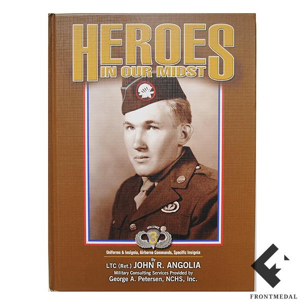"""Книга """" HEROES IN OUR MIDST """", Том 3"""