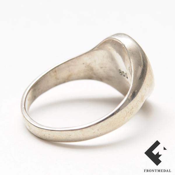 Перстень с эмблемой 1-й горнострелковой дивизии Вермахта