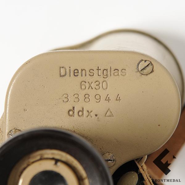 """Бинокль с полковым клеймом """"2/Pz.Abt.503"""""""
