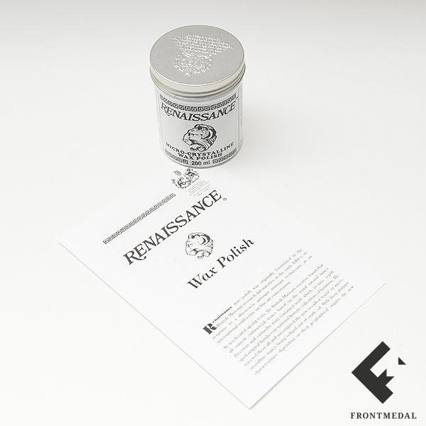 """Микрокристаллическая восковая мастика """"Renaissance"""""""
