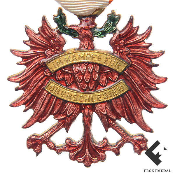"""Тирольский Орёл добровольческого корпуса """"Оберланд"""""""