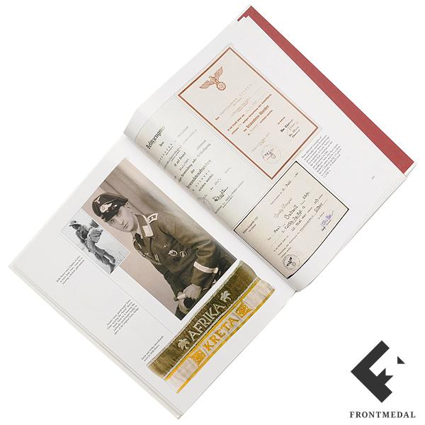 """Книга """" История парашютных частей пехоты Вермахта """""""