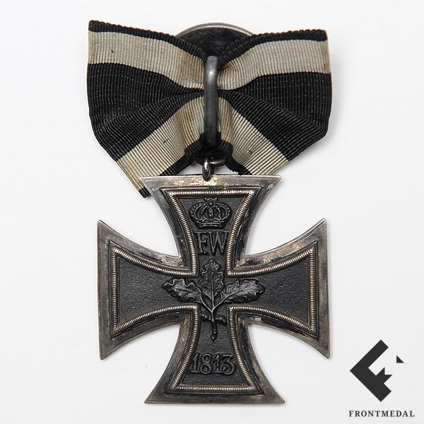 Железный крест 2 кл. обр. 1813 года