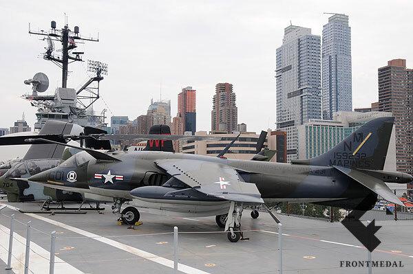 Авианосец-музей Intrepid (США, Нью-Йорк)