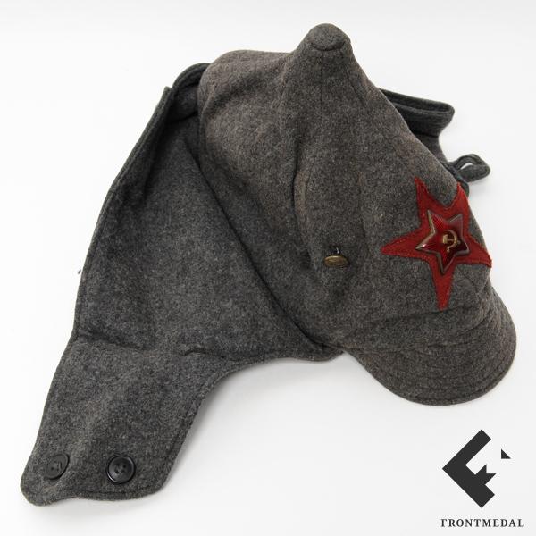 Зимний головной войск НКВД - Будённовка обр. 1927 г.