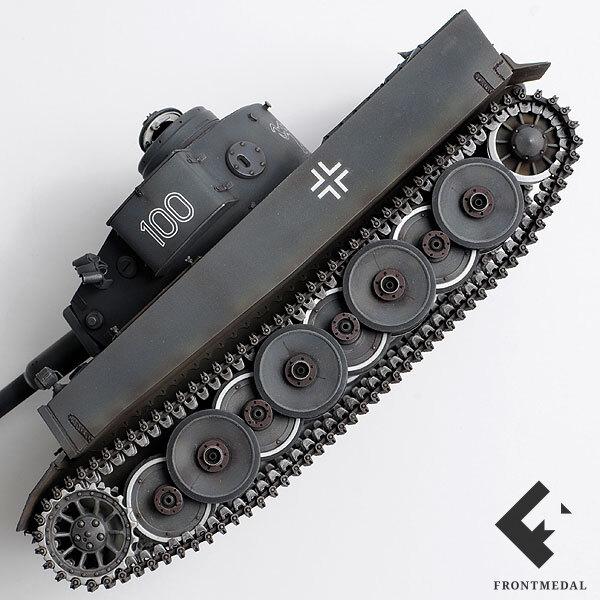 Модель танка Тигр