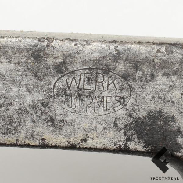 Ледоруб из снаряжения горного стрелка Вермахта