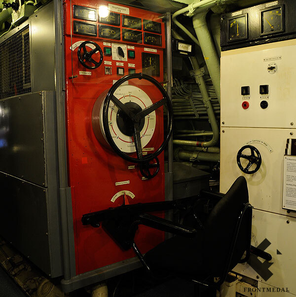 Подводная лодка U 2540 (Германия, Бремерхафен)