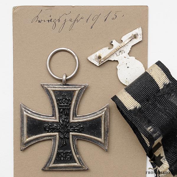 Прусский кавалер железных крестов двух мировых войн