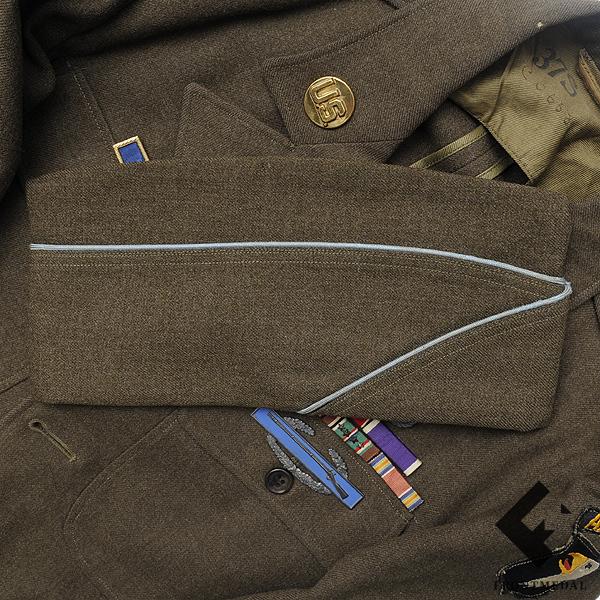 Пилотка и китель парашютиста 101-й ВДВ (США, ВМВ)