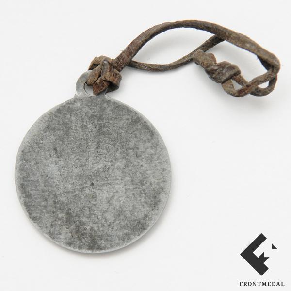"Памятный жетон ""ENZ 1940/44"" на шнурке"