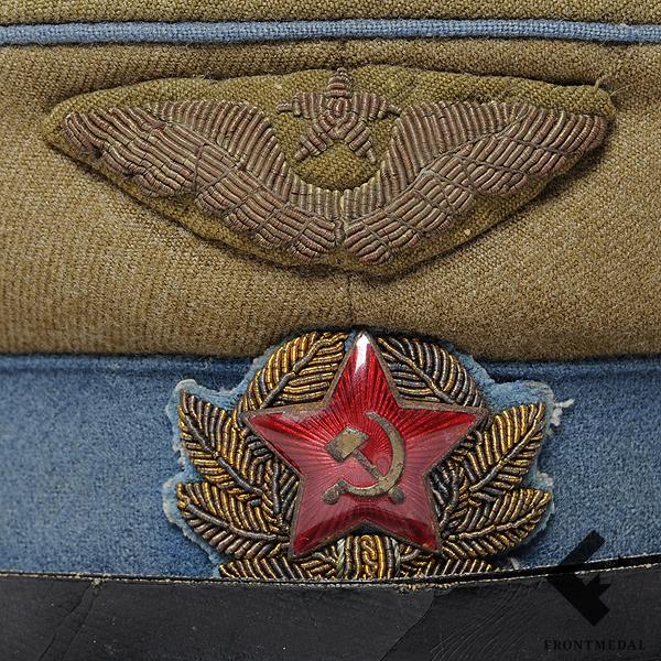 Фуражка сержантского состава ВВС РККА (1941 г.)