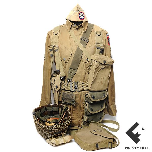 Комплект снаряжения парашютиста армии США