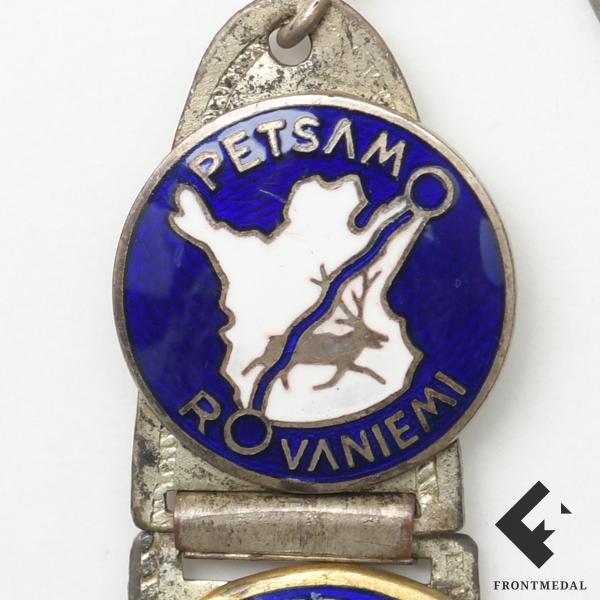 Сборка с Почетным крестом Северного фронта 1941-43 картинка