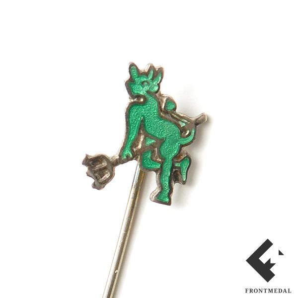 """""""Чертик"""" (десантные части Люфтваффе) - зеленые дьяволы"""