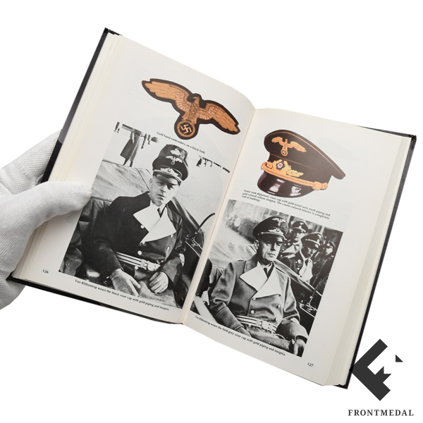 """Книга """" На службе Рейха """""""