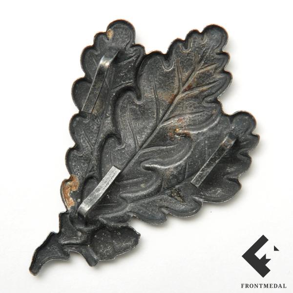 Эмблема Дубовая ветвь для егерских частей Вермахта