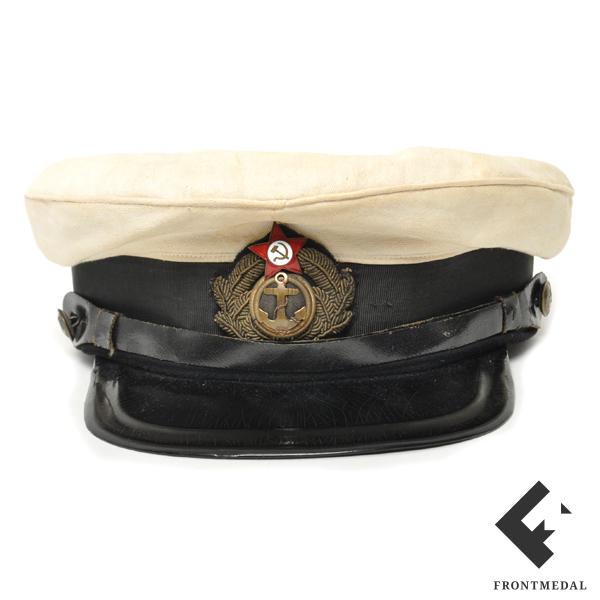 Белая фуражка капитан ВМФ 1934 картинка
