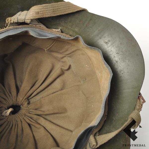 Шлем СШ-36 (Халхинголка/Хасанка) со звездой