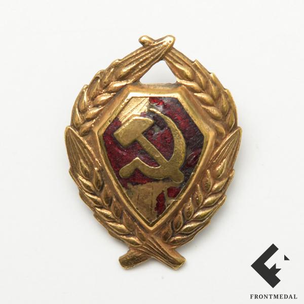Лот: три кокарды РККМ выпуска 1920-1930 гг.