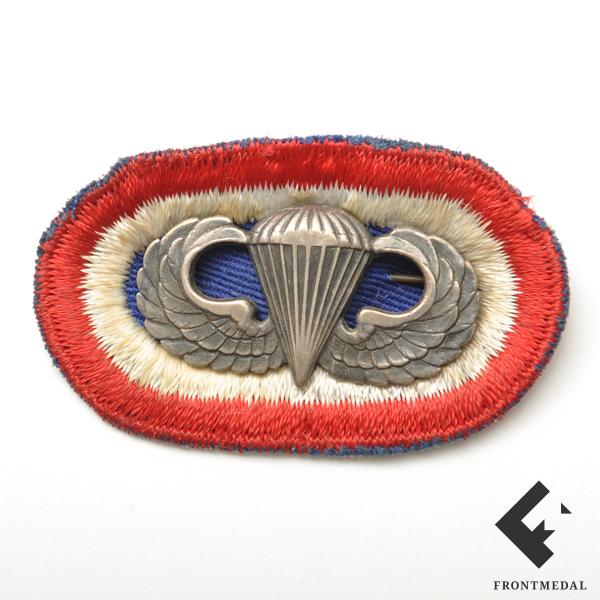 Квалификационный знак Парашютист армии США