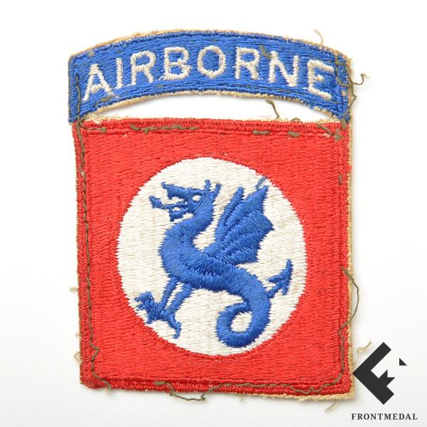 Нарукавный знак воздушной бригады (AIRBORNE)