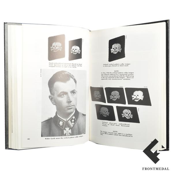 """Книга """" Шитые знаки СС """""""