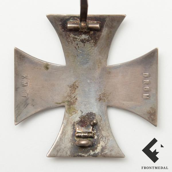 Железный крест 1-го класса образца 1914 года K.M.S.T. картинка