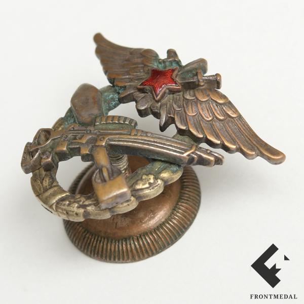 Знак 3-й военной школы летчиков и наблюдателей ВВС РККА
