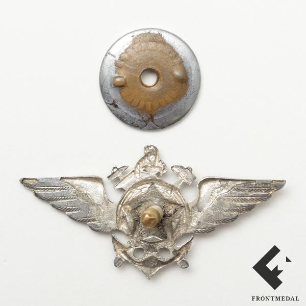 Нагрудный знак инженерно-технического состава ВМФ