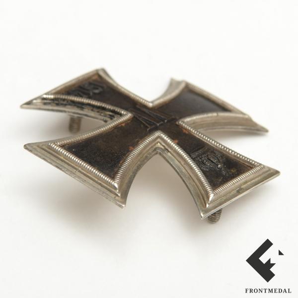 Железный крест 1 кл. обр. 1914 г. с креплением для кирасы