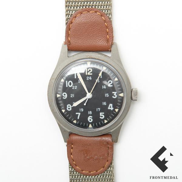 Наручные часы военнослужащего армии США (1960-70 гг.)