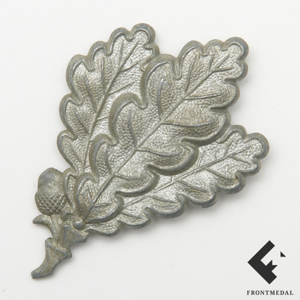 """Эмблема """"дубовая ветвь"""" для кепи егерских частей Вермахта"""
